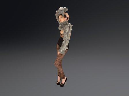 Fashion 3D Model