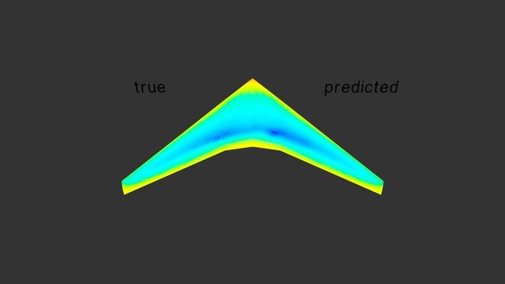 Wing True Pred 95perc 3D Model