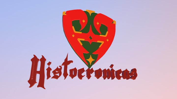 Logo Histocronicas 3D Model