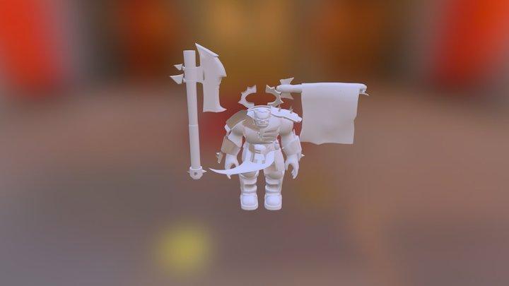 Orcbasemesharmor WIP 3D Model