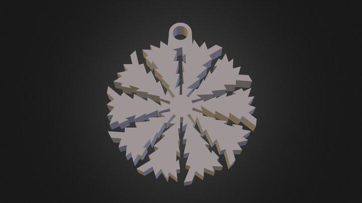 יונס דימא - תליון 3D Model