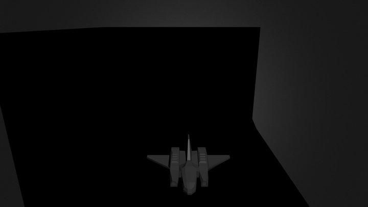 J E T2 3D Model