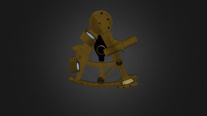 Octant 3D Model