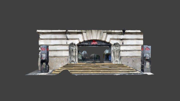 London dungeon 3D Model