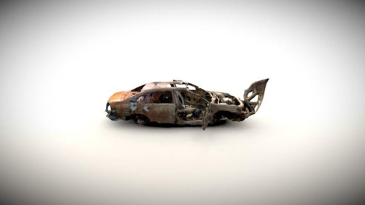 Old_Chevy_Retopo_2_2 3D Model