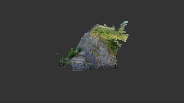 Tetín, skála 4 3D Model