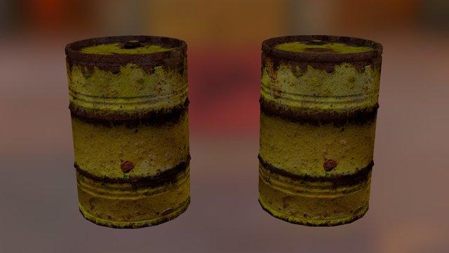 Barrle 2 3D Model
