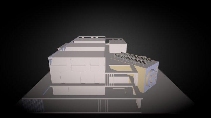 MADEXA srl. 3D Model