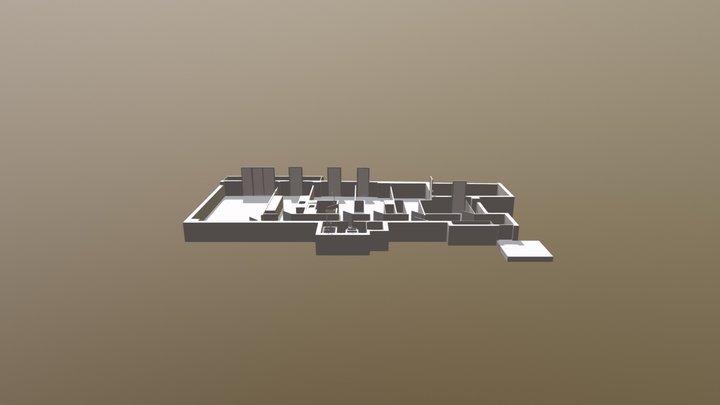 Optimiced floor 3D Model
