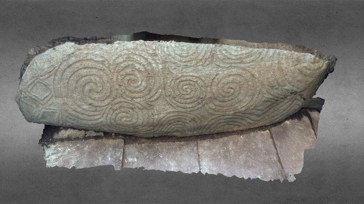 Newgrange Kerbstone