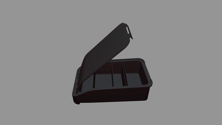 Candy Box 3D Model