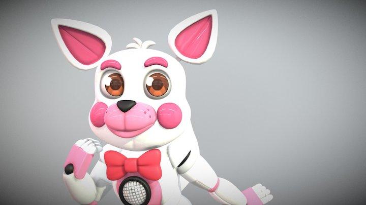 Funtime foxy TLT 3D Model