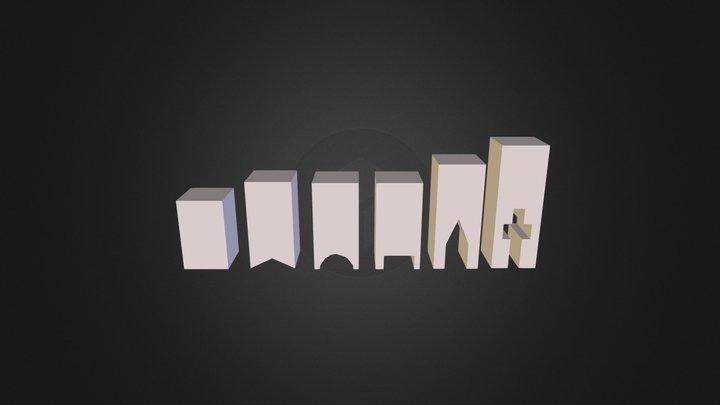 Chess_2014_9 3D Model