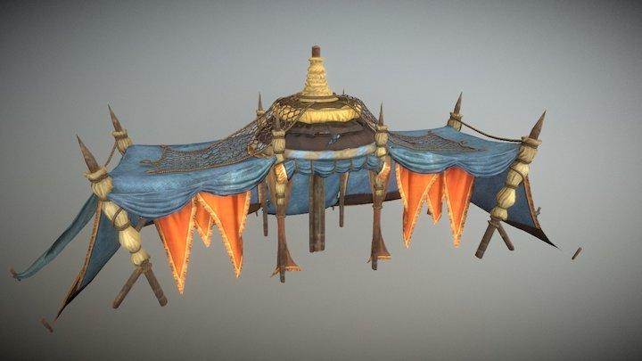 Tent03 3D Model