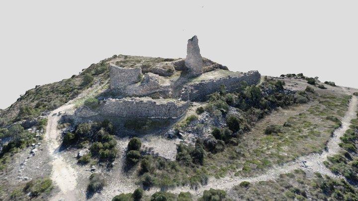 Yacimiento Íbero de San Pedro en Oliete 3D Model