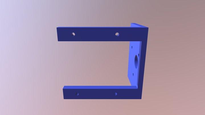 Motor Attachment 3D Model