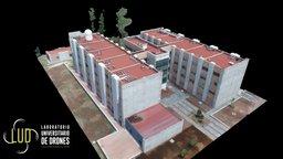 Investigación (Edificio I) 3D Model