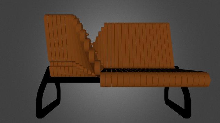 Urban Bench.zip 3D Model