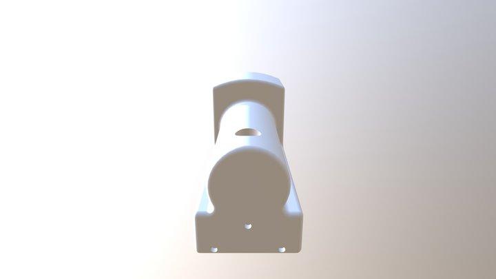 Train Body 3D Model