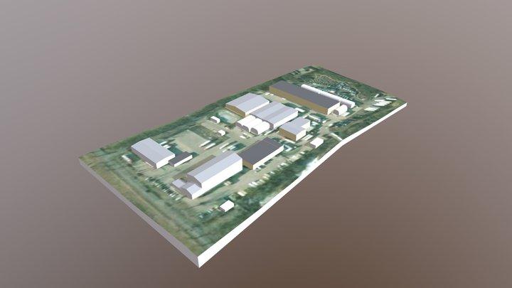 Neubeeren Final 3D Model