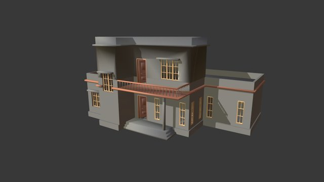 My Home 3D Model
