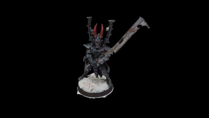 Incubi 3D Model