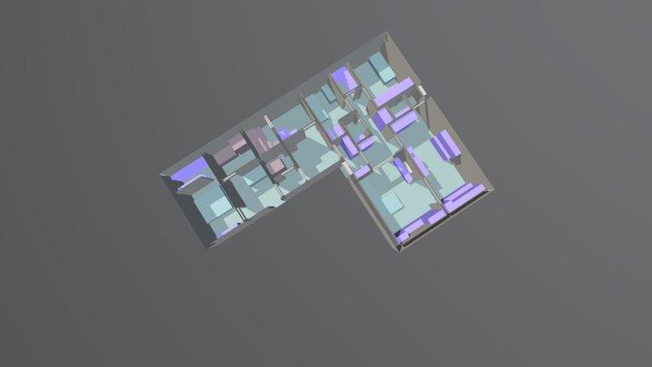 Talo 3D Model