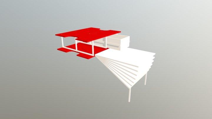 Sketch 3D Model
