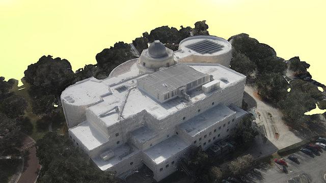 Orlando Science Center 3D Model