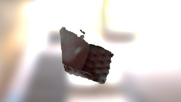 Futon 3D Model