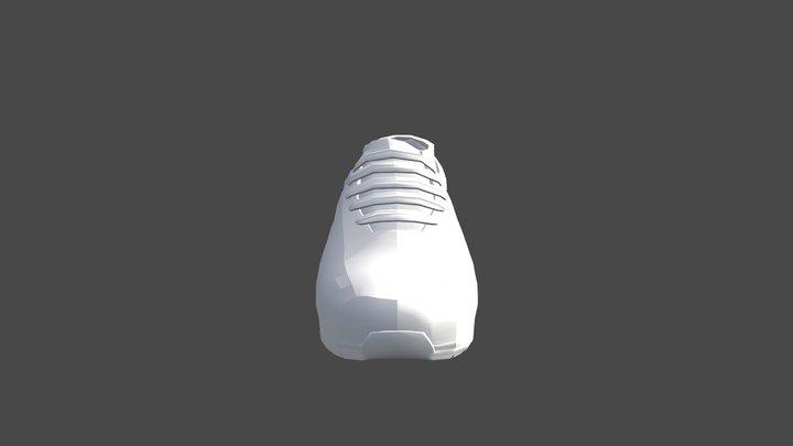 Shoe Model (Wireframe) 3D Model