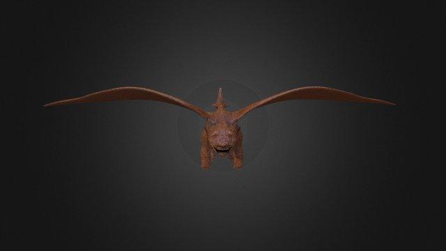 Night Fury 3D Model