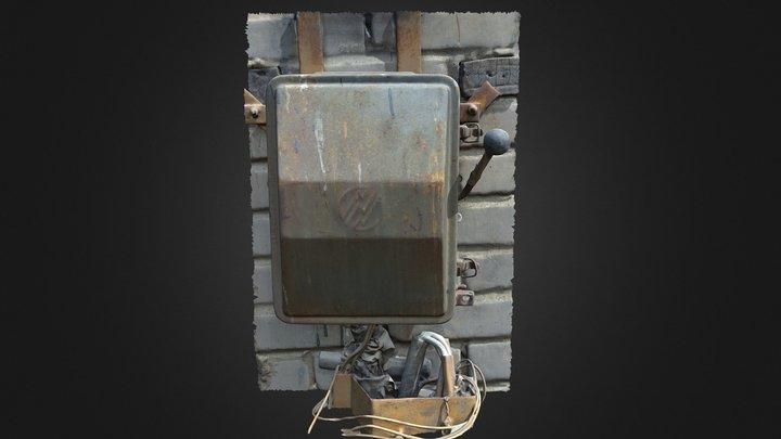 Power box 3D Model