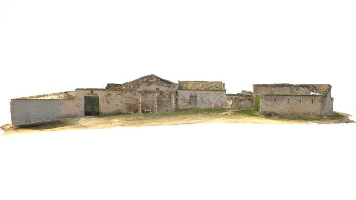 CORTIJO MEZQUITAS 3D Model