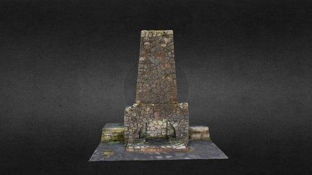 Kamin, Vatnsoyrar 3D Model