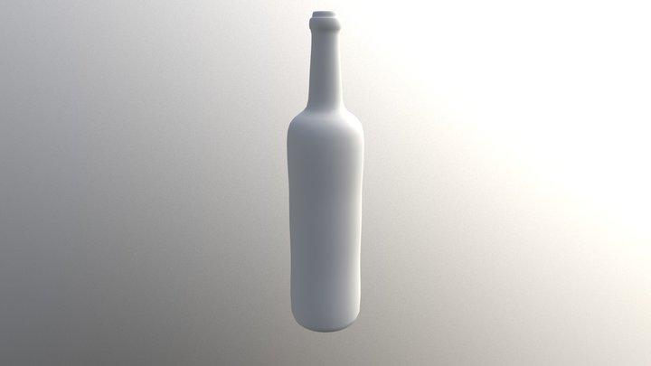 Botella 3D Model