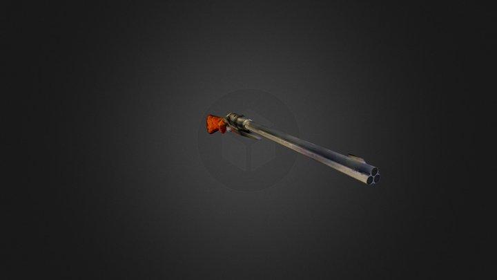 Duelisto Shotgun 3D Model