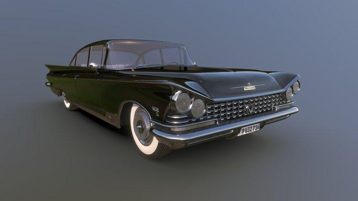 Buick Electra 1959 3D Model