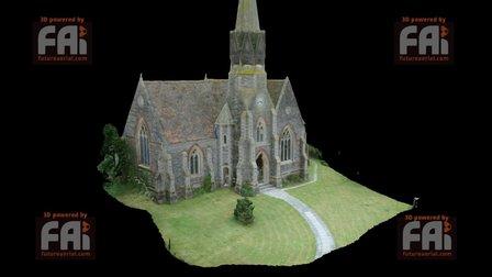 Church Inspection 3D Model