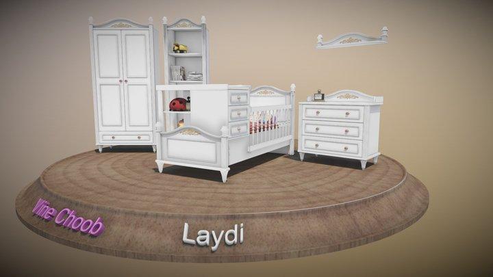 Laydi 3D Model