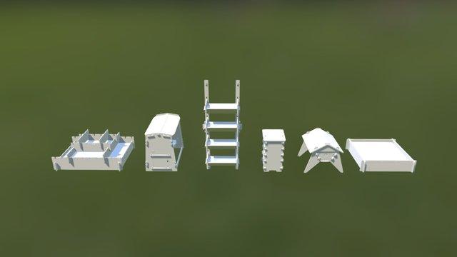AKER kits 3D Model