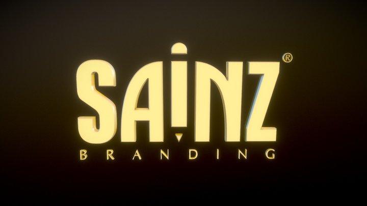 Sainz Branding 3D Model