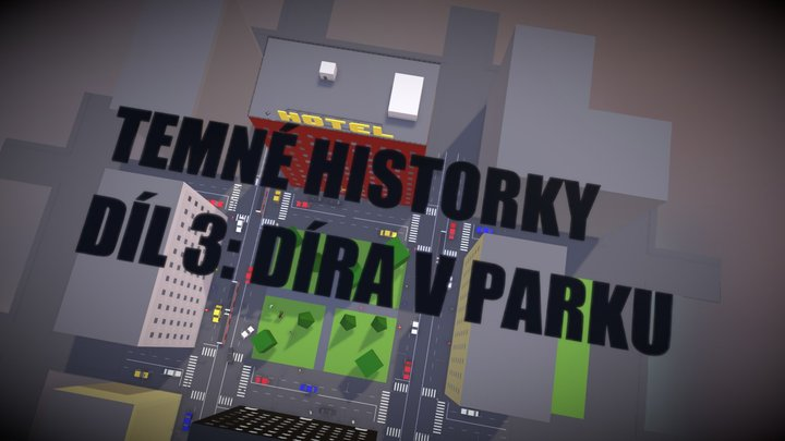 temne historky 3 3D Model