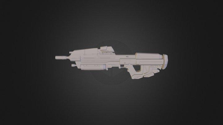Character Prop HP 3D Model