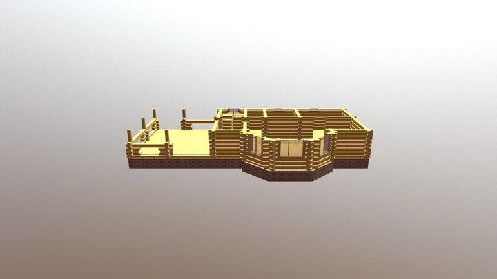6н авангард разрез 1 3D Model