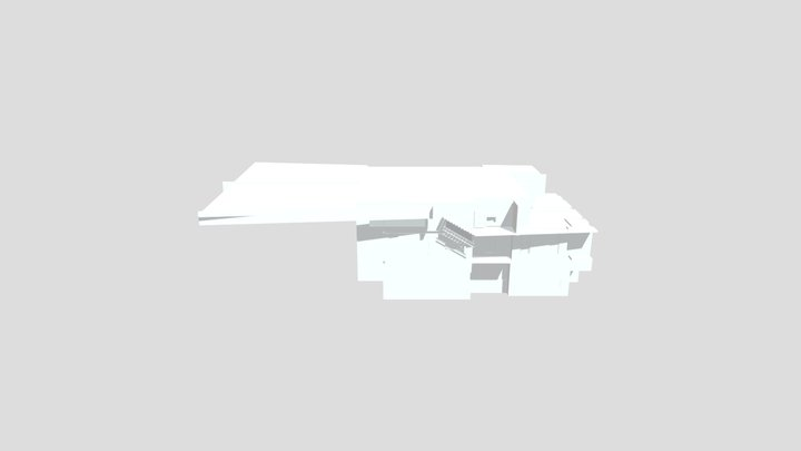 23 Lemongrove Carlingford duplex 3D Model