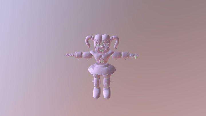 Circus Baby 3D Model