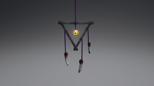 Nightmare Catcher 3D Model