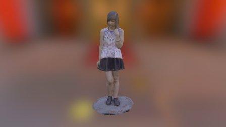 Hannah 3D Model