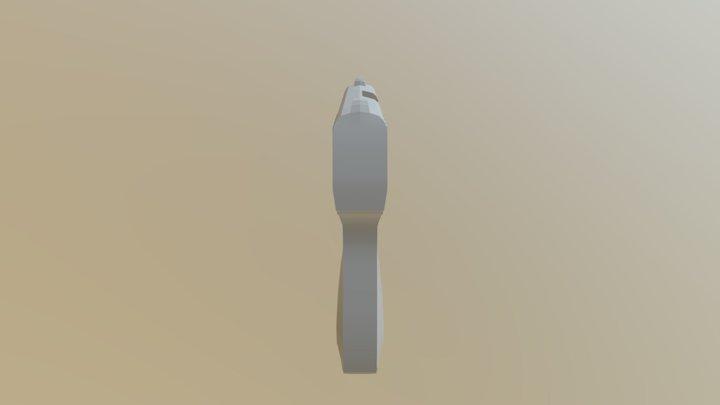 LC9 Model for Agent Bird 3D Model